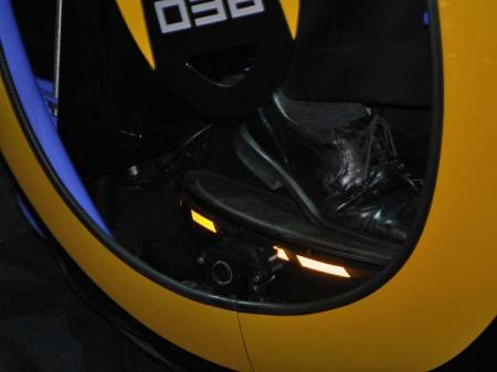 现代Hyundai展出超萌蛋形代步车创意设计
