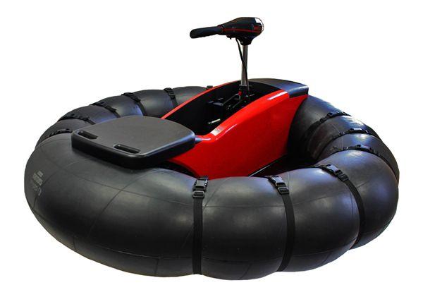 GoBoat便携折叠充气艇创意设计