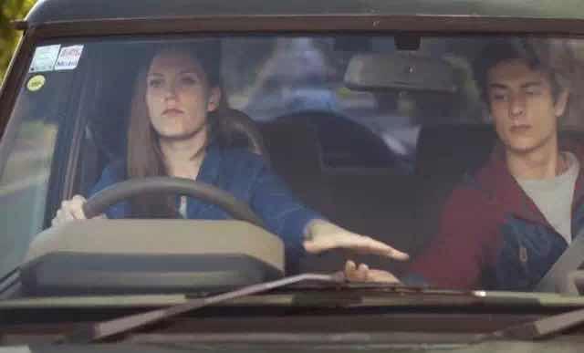 新西兰交通局戛纳金奖广告创意设计,深深地扎穿了老司机的心!