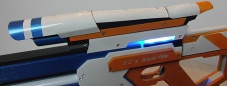 现实版激光狙击枪创意设计