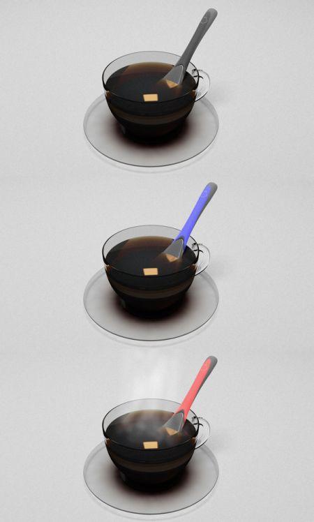 保温勺创意设计