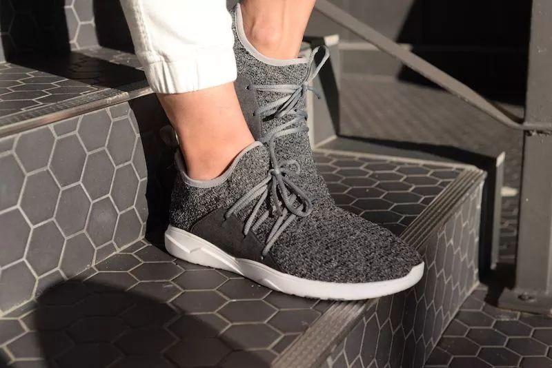 Vessi一款100%防水运动鞋创意设计