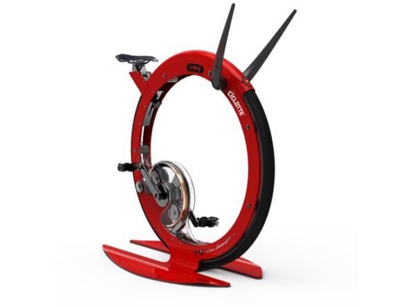 兰博基尼推出健身车创意设计