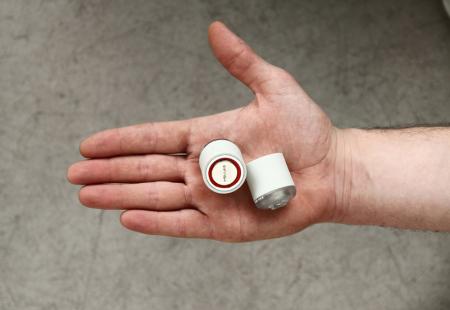 便携模块化自行车灯创意设计
