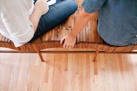 柔软实木板床创意设计