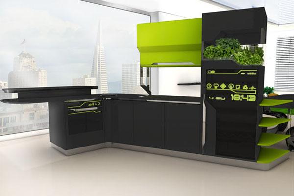 简便厨房创意设计