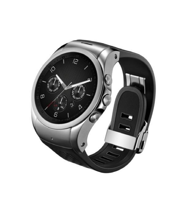 新款LG智能手表创意,可插SIM卡单独使用