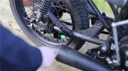 Bike创意,Mine可能是现今最有效的自行车防盗器创意设计