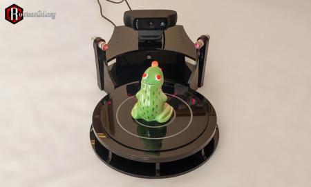 微型3D扫描仪创意设计