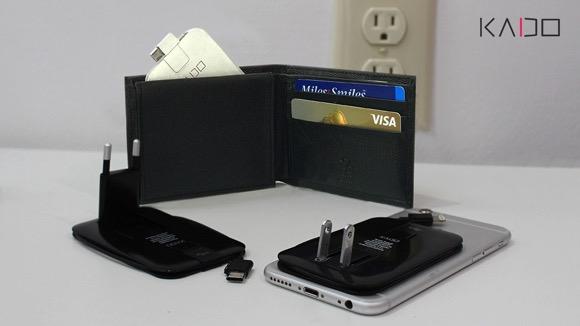 全球最薄的手机充电器创意设计