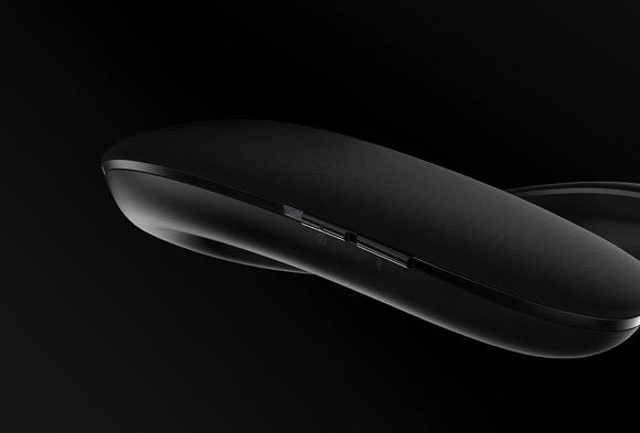 Soundgear戴在脖子上的环回立体扬声器创意设计