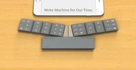ISO迷你外接蓝牙键盘创意设计