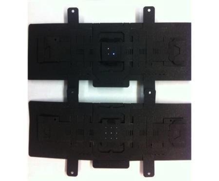 轻便廉价纸折显微镜创意设计