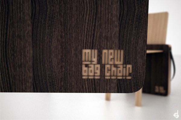 轻便灵活折叠座椅创意设计