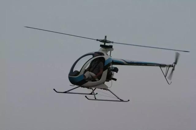 微型私人直升机创意设计创意,只要39万!