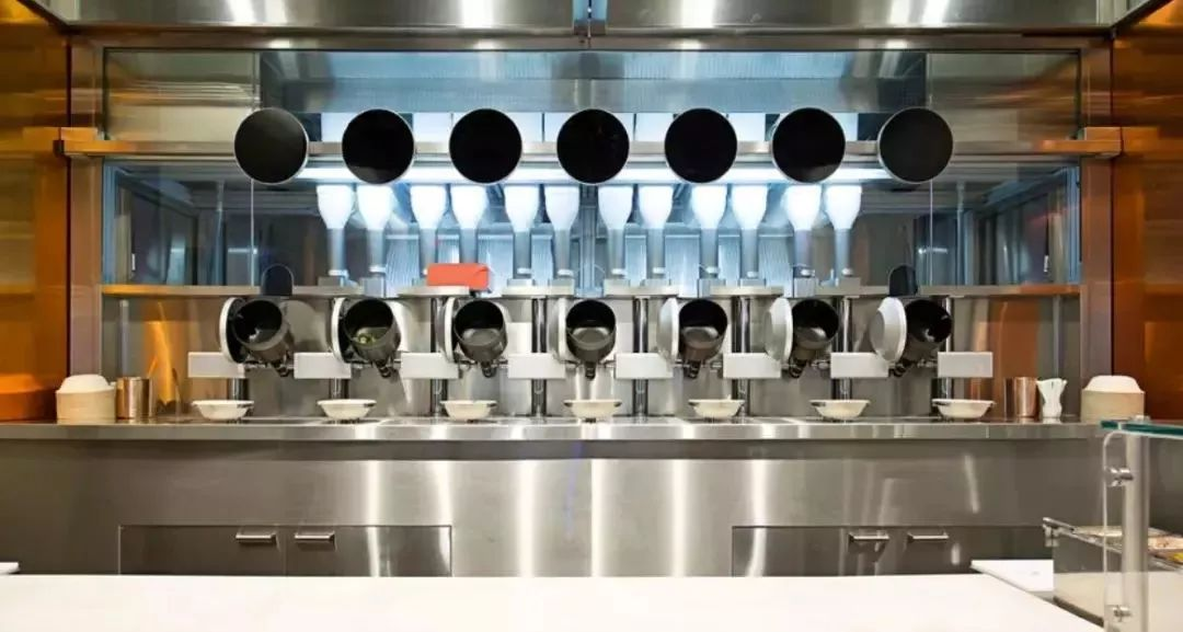 吃顿饭也能这么高科技创意设计!这家无人餐厅火遍了全美国