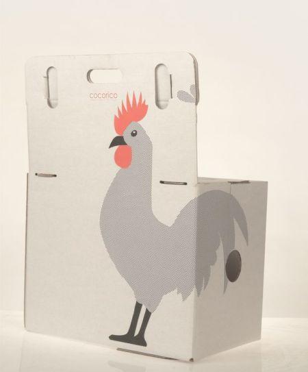 纸板烤箱创意设计