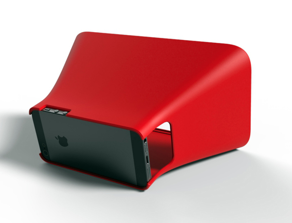 iPhone5屏幕放大器创意设计