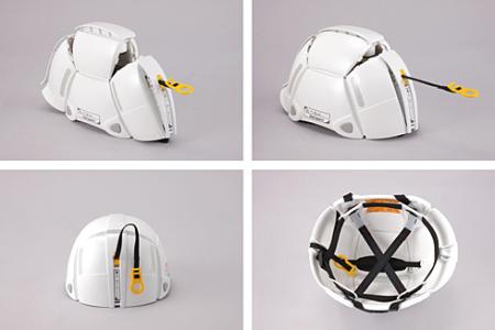 实用折叠头盔创意设计