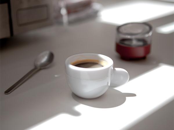 微波炉浓缩咖啡机创意设计