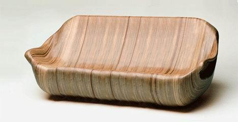 胶合板做成的家具创意设计