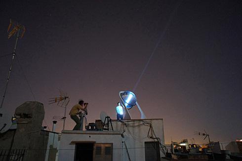 球形透镜太阳能发电系统创意设计