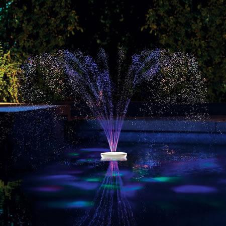 多彩喷水泵创意设计