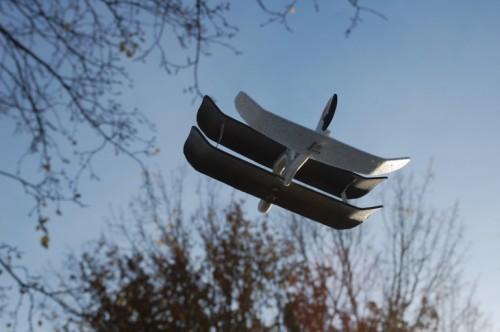 首款iPhone智能遥控飞机-SmartPlane创意设计