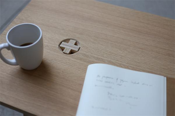 像积木一样任意拼装的家具创意设计