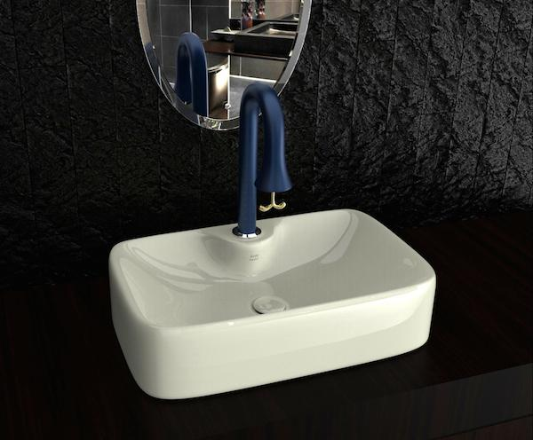 自清洁水龙头创意设计