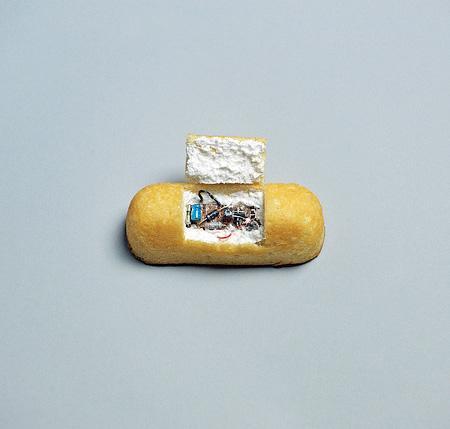有趣食物艺术创意设计