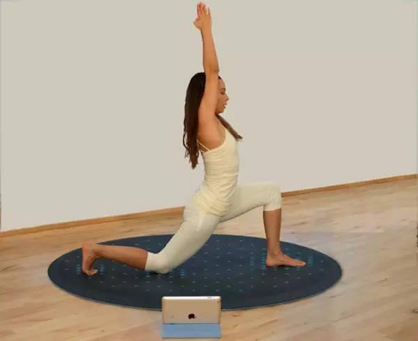 Tera款智能瑜伽垫创意设计