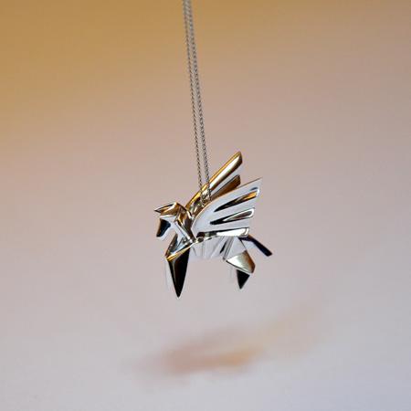 折纸首饰创意设计