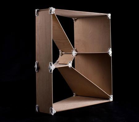 木板家具连接件创意设计