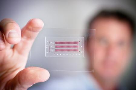 HIV快速检测卡创意设计