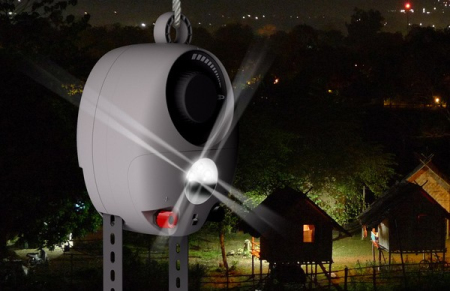 环保重力灯创意设计