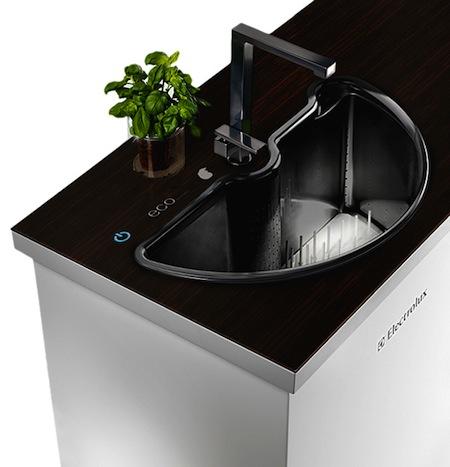 自动洗碗盘创意设计