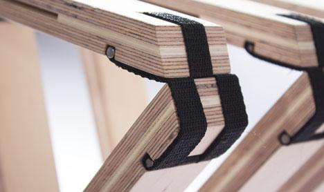 折叠长椅创意设计