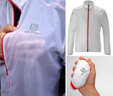 超轻超薄冲锋衣创意设计