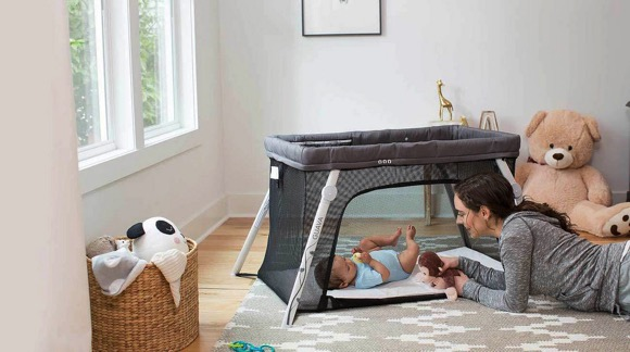便携折叠婴儿床创意设计