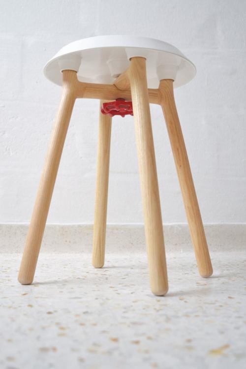 2014年红点概念奖获奖作品—阀门凳子创意设计