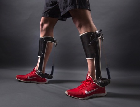助行外骨骼创意,让步行更轻松