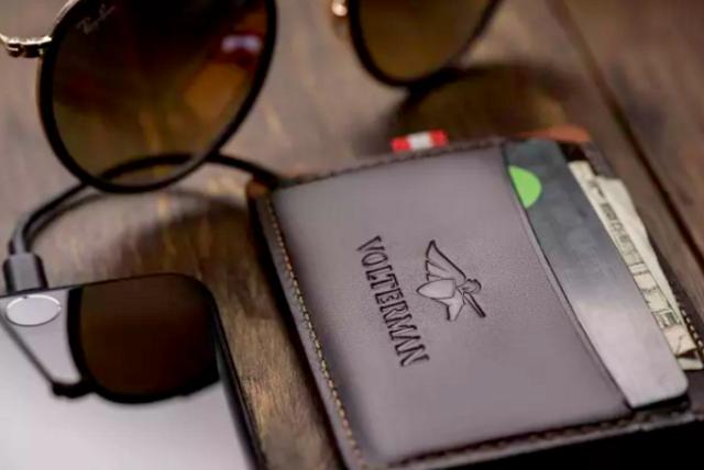 智能钱包创意设计创意,高科技到你无法想象!