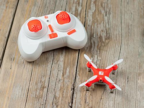 全球最小四旋翼遥控飞机创意设计