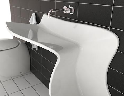 创意洗手盘创意设计