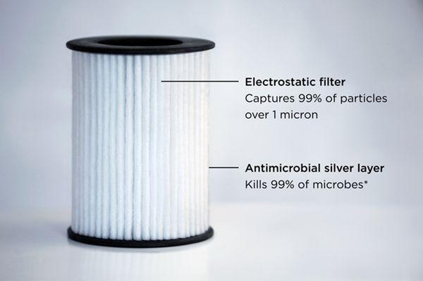 迷你智能空气净化器wynd创意设计