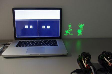 互动投影游戏创意设计