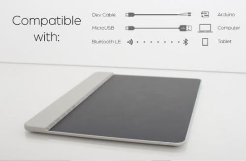 Sensel创意,Morph多点压感触控板创意设计