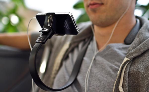 Vyne懒人手机支架创意设计