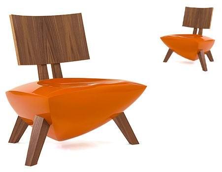 美味小椅创意设计